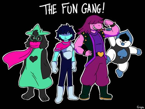 The fun gang !
