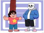 Steven and Sans