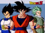 Goku/ Vegeta/ Granolah Version 3