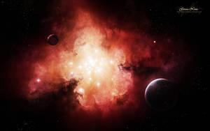 Galaena Nebula by Regulus36