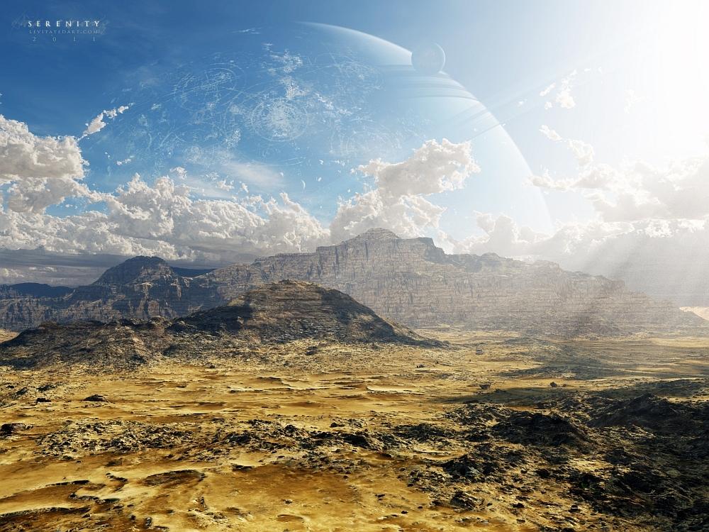 Serenity by Regulus36