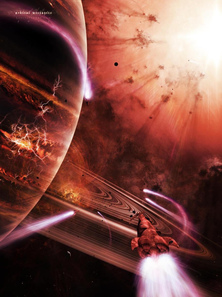 Orbital Mechanics by Regulus36