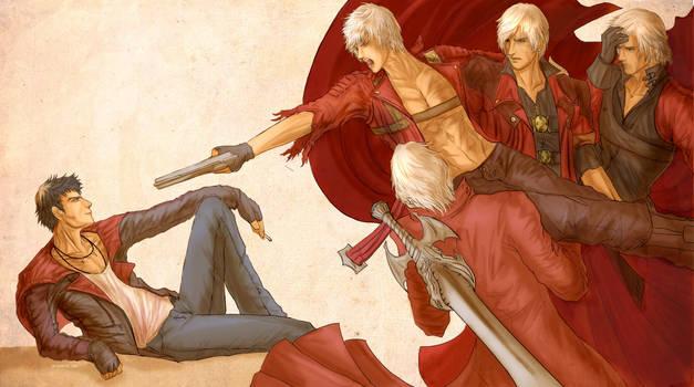 Dante revolution