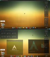 Ready For ArchLinux by grafilker