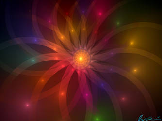 Magic Pinwheel by one-tough-one