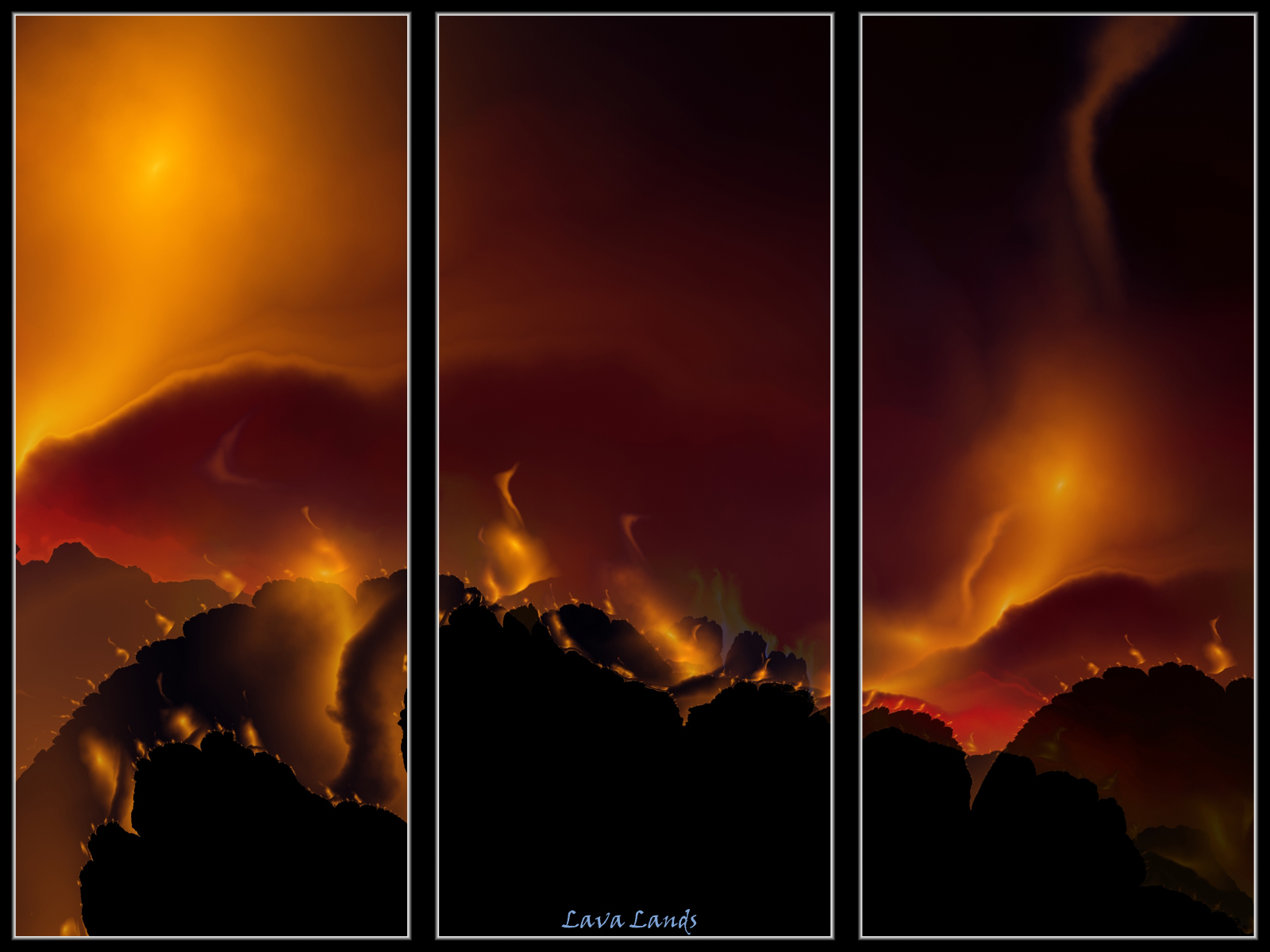 Lava Lands by one-tough-one