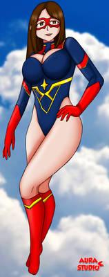 hypnotized girls 27 - Superheroine