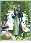 The Green Knight by Door3Designs