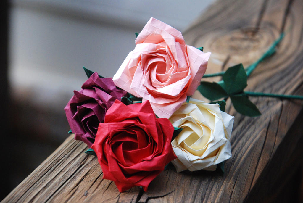 Mizu Roses by lisadeng