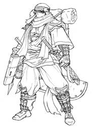 celestial ranger armour mk1