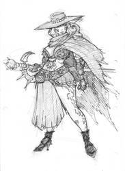 Encantado sketch