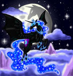 The Mare in the Moon