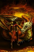 Dragon Bride by Cryophase