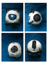 Mini Wheatley Plushie by Cryophase