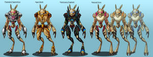 Luminoth Outfits