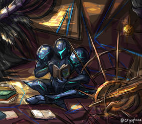 Reading time by Cryophase