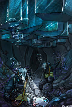 Combine Divers