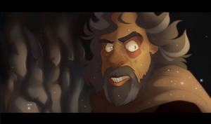 The Last Jedi Animated Screencap by LameReaper