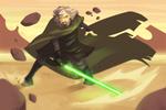 Master Skywalker Throwdown