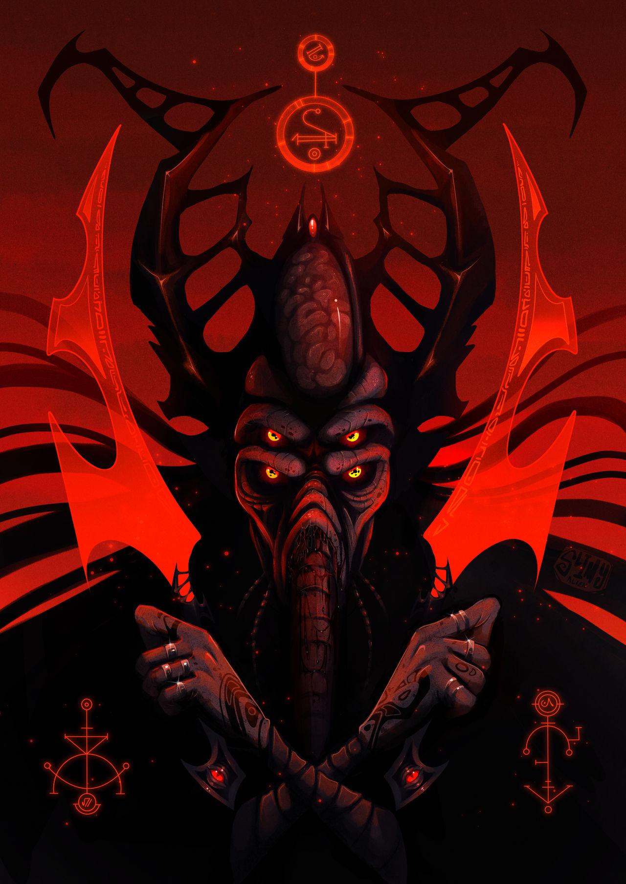 Heth-tah: High Priest