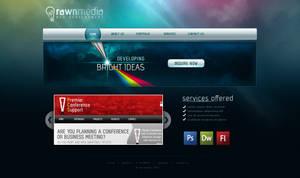 RawnMedia Website