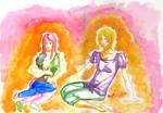 :Alma: Watercolour