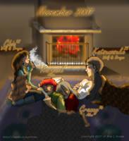 November 2007 by DreamGazer-NightAnge