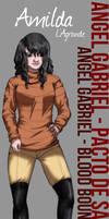 ::AG-BB:: Amilda - Character Study by DreamGazer-NightAnge