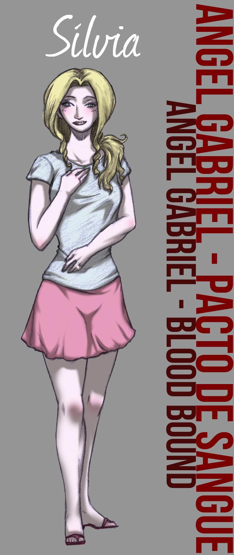 ::AG-BB:: Silvia - Character Study by DreamGazer-NightAnge
