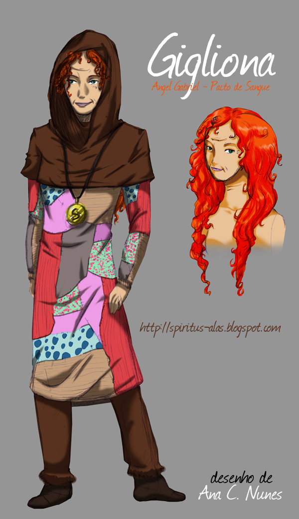 ::AG-BB:: Gigliona - Character Study by DreamGazer-NightAnge