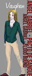 ::AG-BB:: Vaughan - Character Study by DreamGazer-NightAnge
