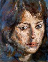 just girl by Dato-Djanezashvili