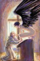 the Temptation by somachiou