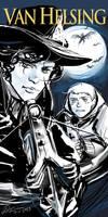 Sherlock crossover Van Helsing