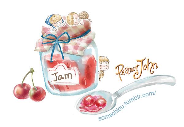 Peanut John by somachiou