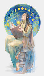 Elrond by somachiou