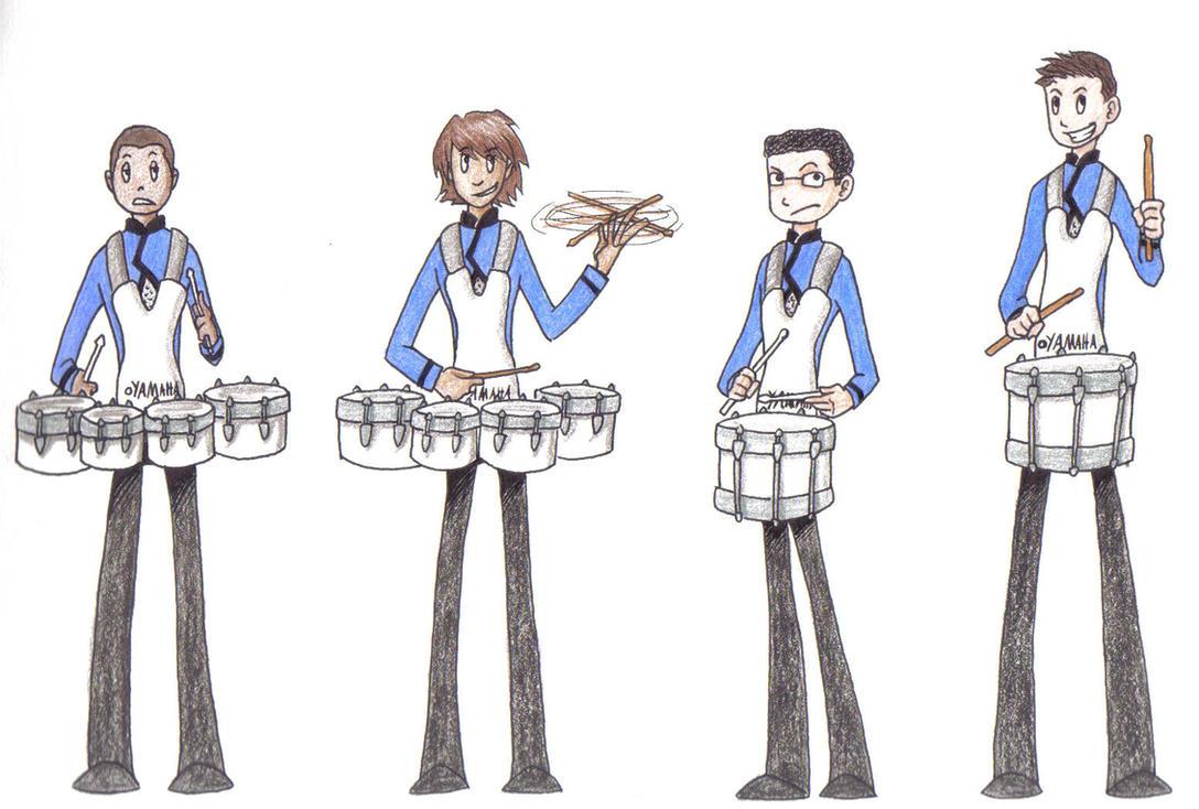 Drumline Redux By Heavensong