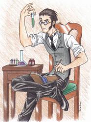 Doctor Henry Jekyll by heavensong