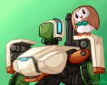 Bastion and Rowlet