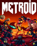 Metroid DOOM Cover