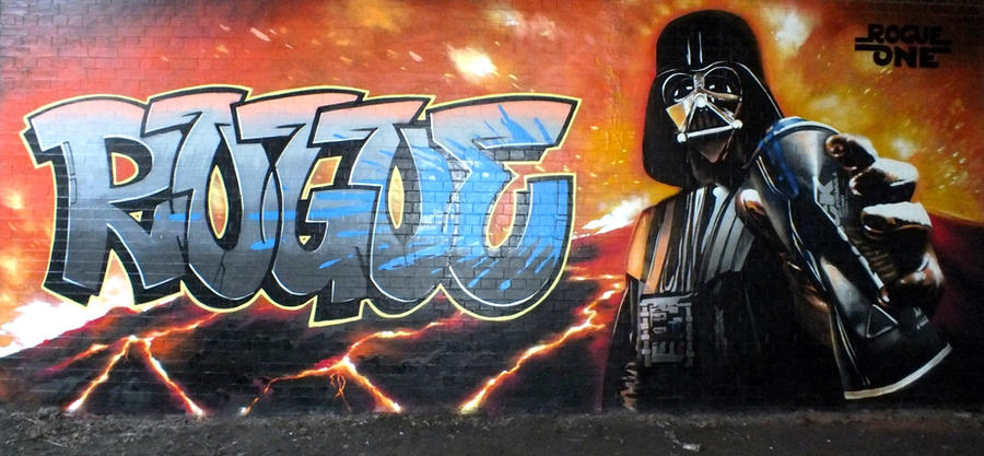 vader vandal by akarogue-one
