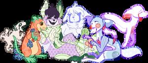 The Halloweening - Day 7 - Giggling Ghosties