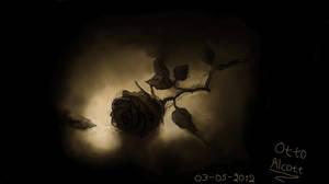 Amnesia Rose by totialcott