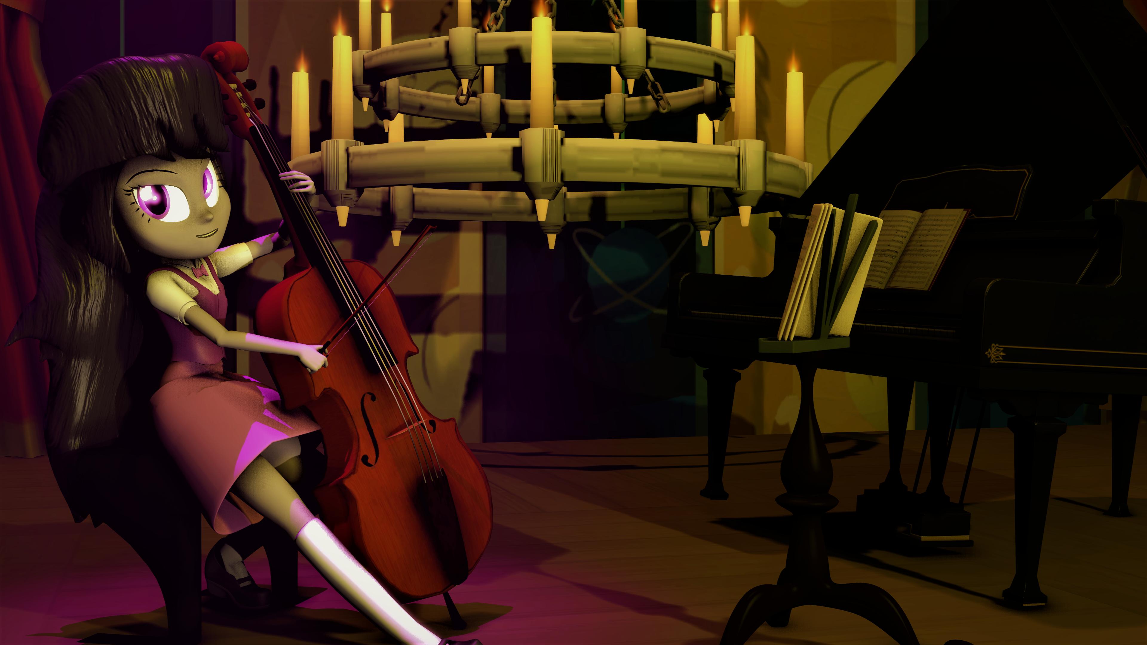 Octavia Melody by DJ-Chopin