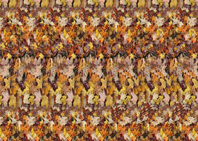 Sea horse stereogram by Static-ghost