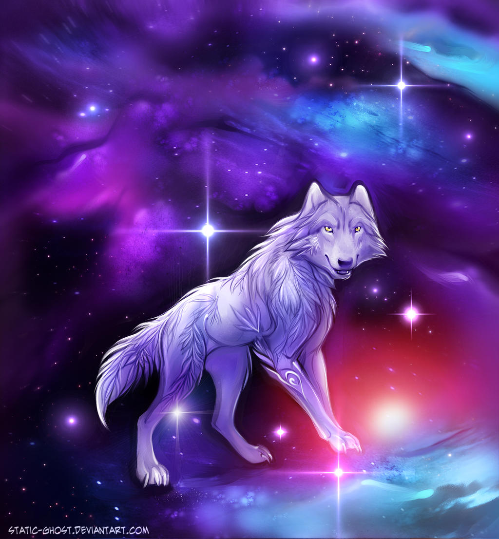 White Fang Constellation By Static-ghost On DeviantArt