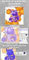 Useful tips: how to remove background in SAI