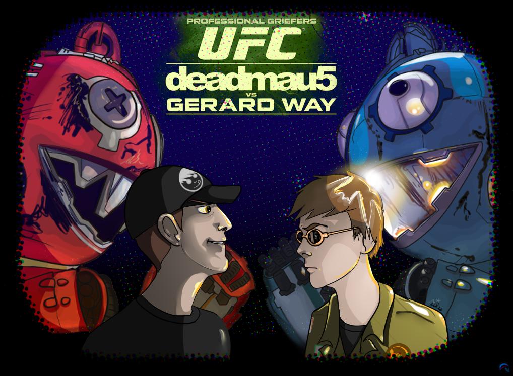 Professional Griefers (DeadMau5 VS Gerard Way) by ...