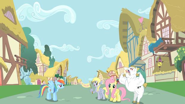 Go, Ponyville!