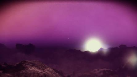 Purple Land by NicolasDominique